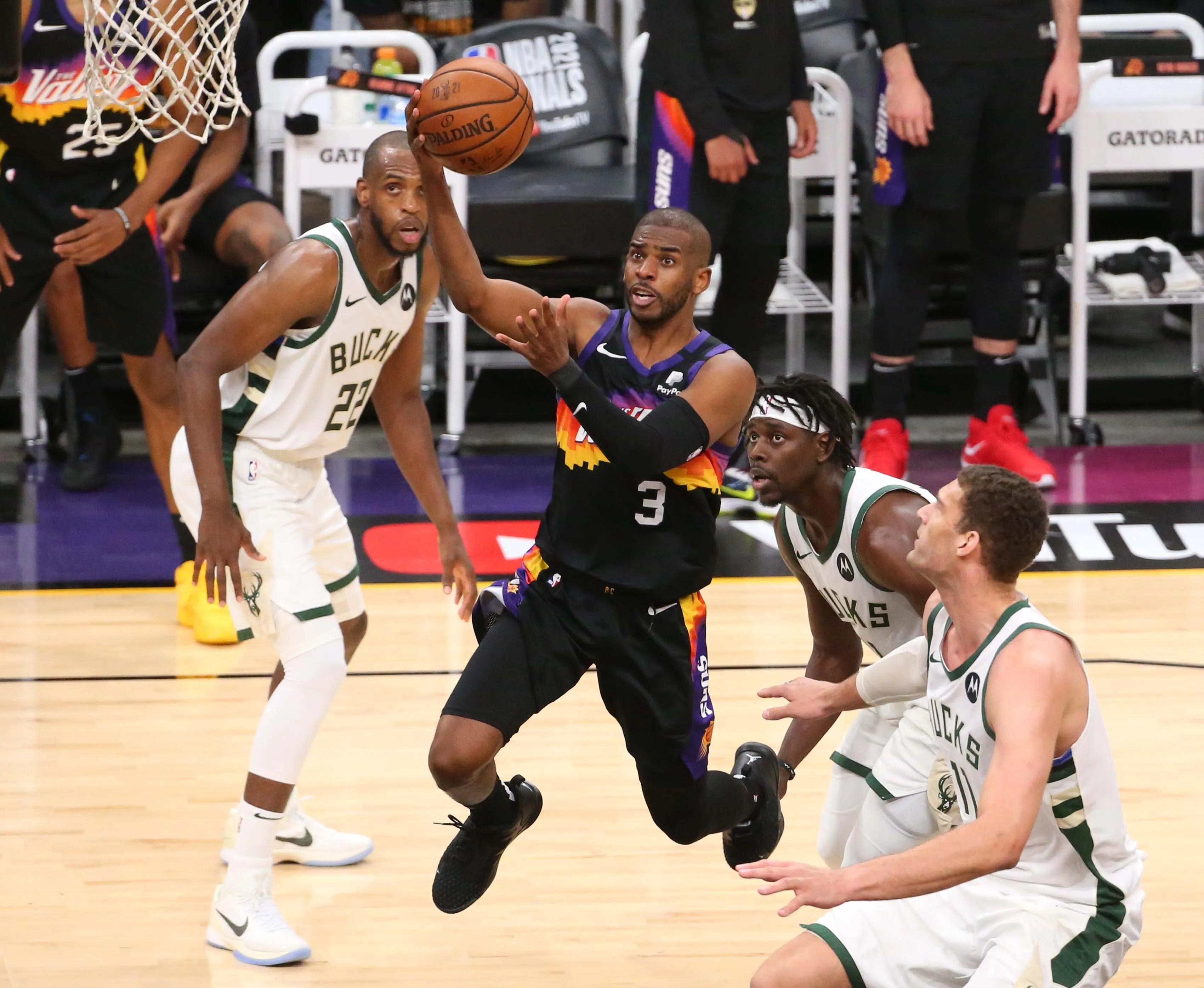 2021 NBA Finals: Suns vs Bucks Game 4 Predictions Against the Spread
