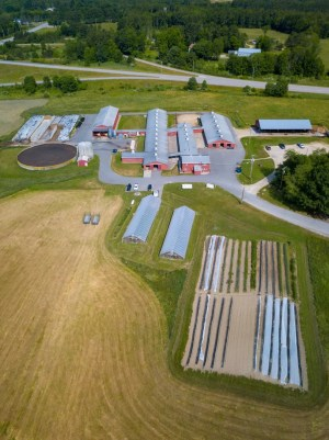 Fairchild Dairy Teaching and Research Center will host a tour at 9:30 a.m. on Durham Farm Day, Aug. 21.