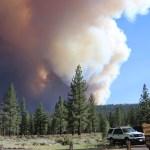 Fire in California spreads; Tamarack Fire prompts evacuations 💥💥
