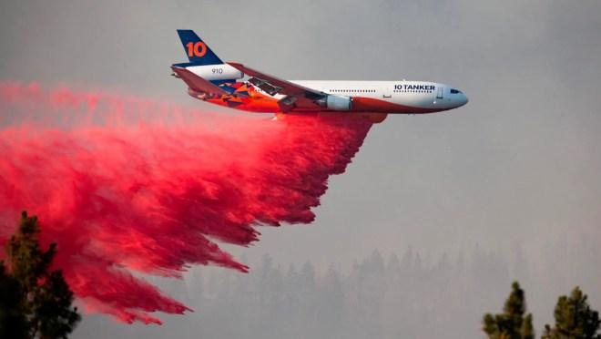 Oregon Bootleg Fire Grows; Dixie, Tamarack Fires grow in California