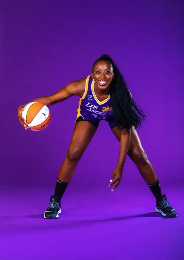 Chiney Ogwumike has averaged 12.9 points and 7 rebounds over the course of his WNBA career.