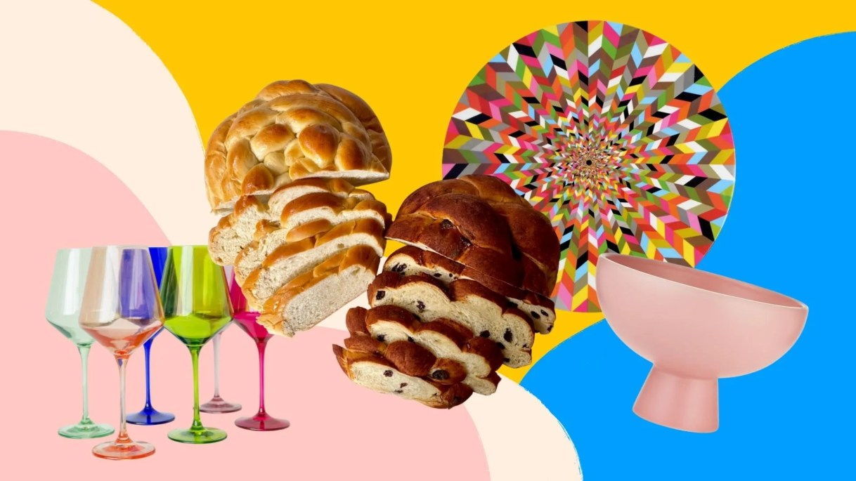 Here's everything you need to celebrate Rosh Hashanah in style.