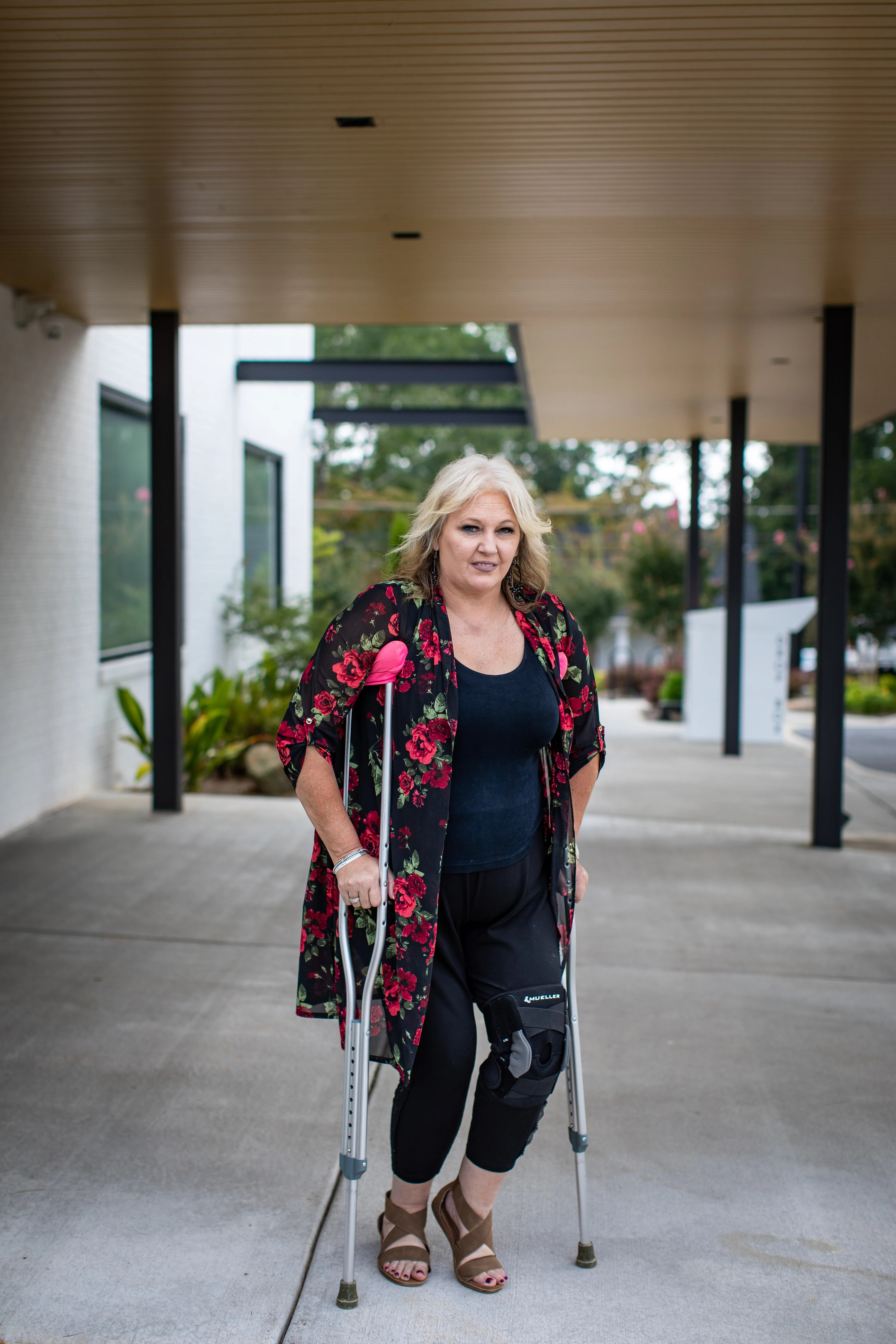 Lynette Christmas was assaulted by a police officer in Georgia.  The officer was convicted, but the service that employed him was protected from civil harm by qualified immunity.