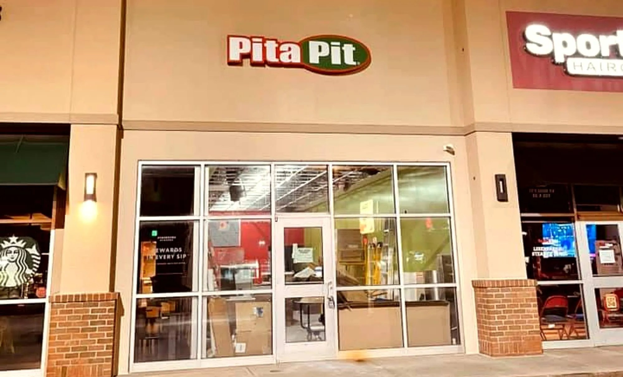Erie's first Pita Pit franchise restaurant has opened at 6803 Peach St.