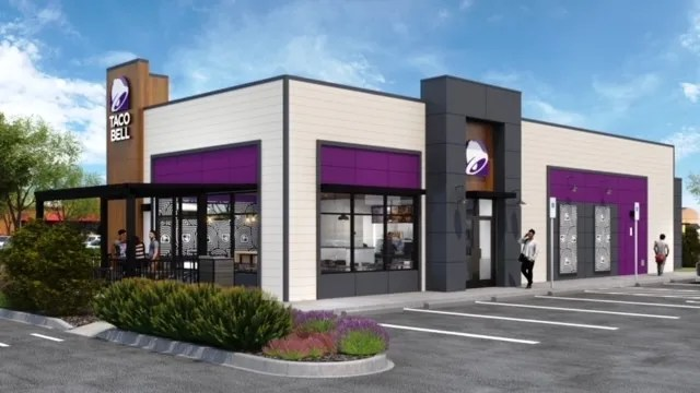 The new Taco Bell in Chillicothe is likely to look much like this one, according to the local franchisee.