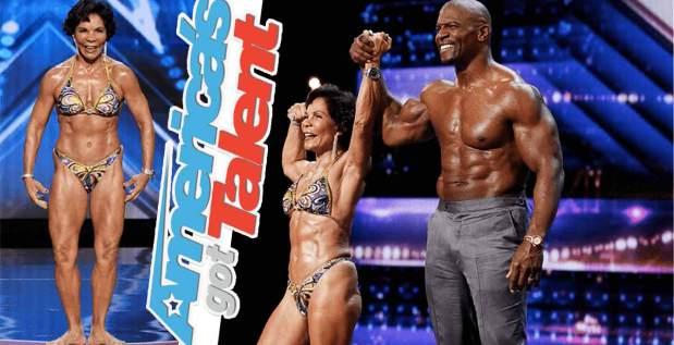 Titelbild: Josefina Monasterio überzeugt bei America's Got Talent mit beeindruckender Form