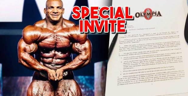 Titelbild: Special Invite für Big Ramy