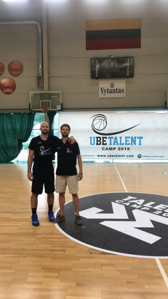 New GBB Nation Coach Karolis Cyzius from Vilnius, Lithuania