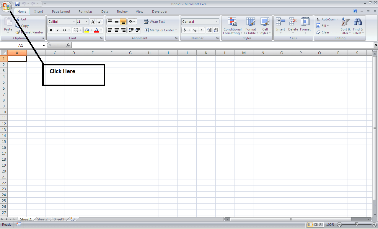 Enabling Macros Excel
