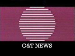 G&T News logo. Not dragged it out for a while, so I thought it was time I gave it a walk.