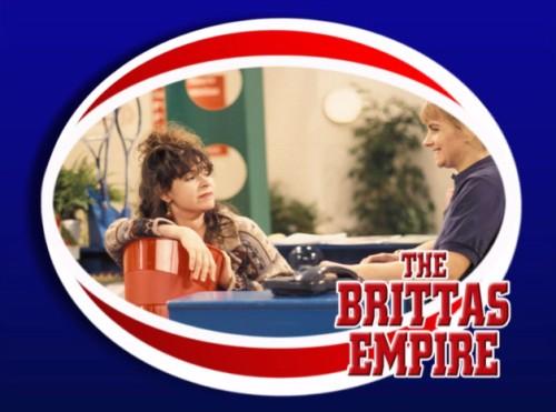 Screengrab of Brittas Series 4 DVD photo gallery