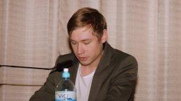 David Kross liest aus Gefährten Cinemaxx 03.02.2012
