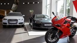 Audi select bei Auto Wichert