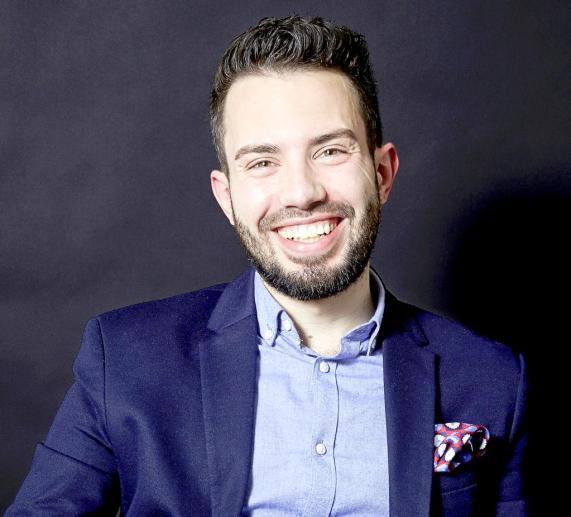 Der neue General Manager Patrick Moreira