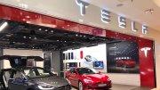 Alstertal Einkaufszentraum mit Tesla Store