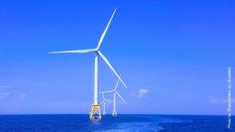 Windenergie auf hoher See