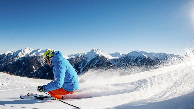 Schwemmalm Ulten Skifahren