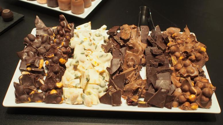 Chocolaterie Läderach