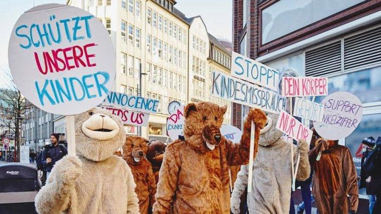 HARVEST MOON Teddybären-Demo