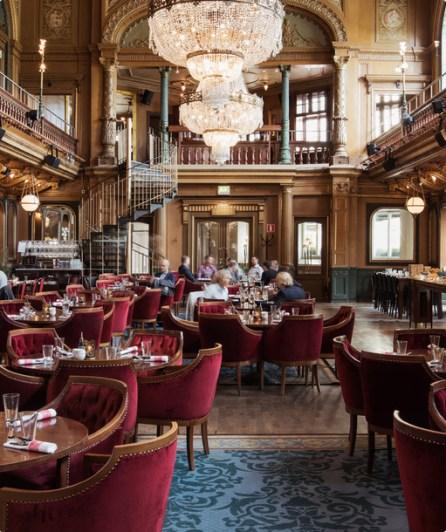Berns Hotel Restaurant