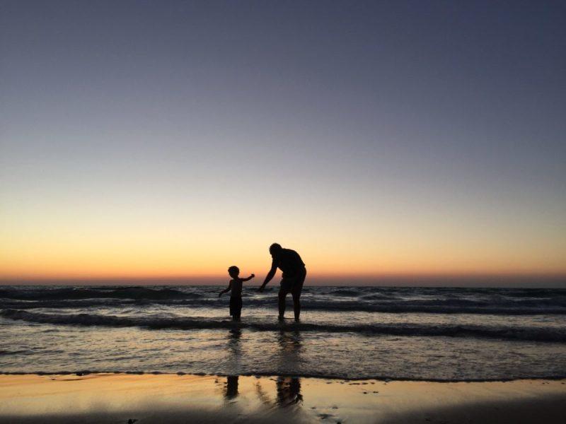 Yogaurlaub mit Kindern