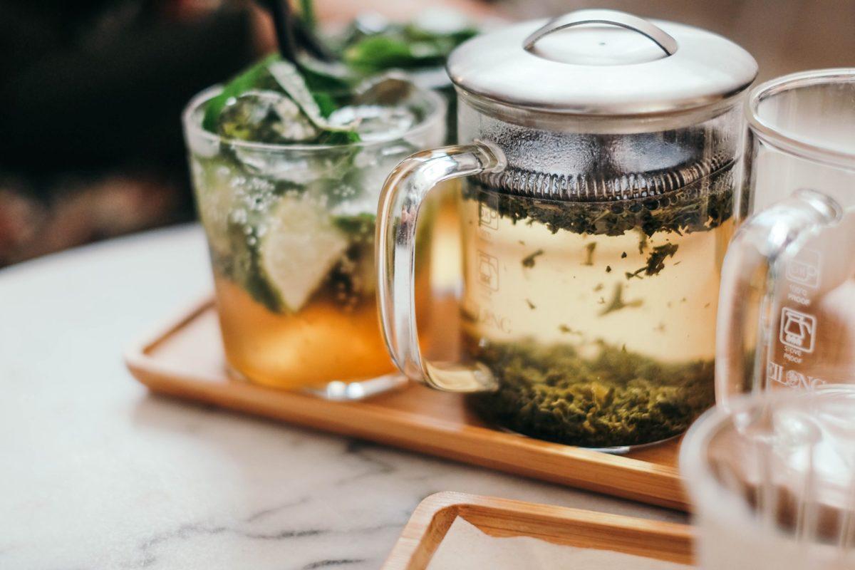 Heilfasten Tee