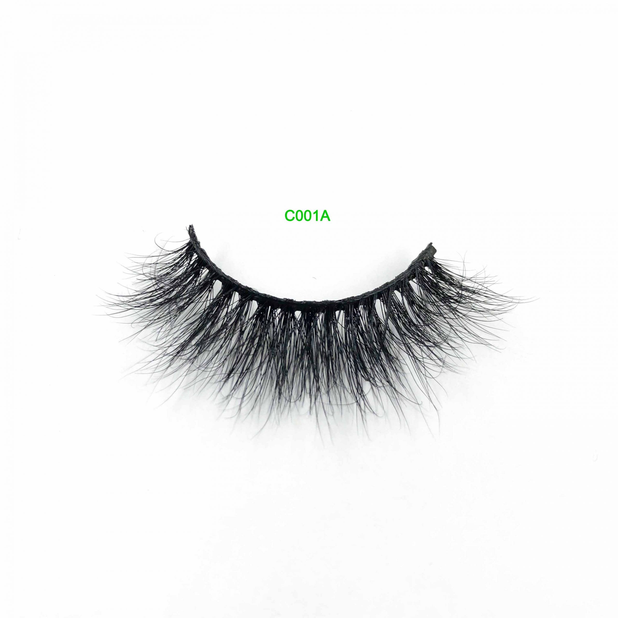 fluffy mink lashes wholesale