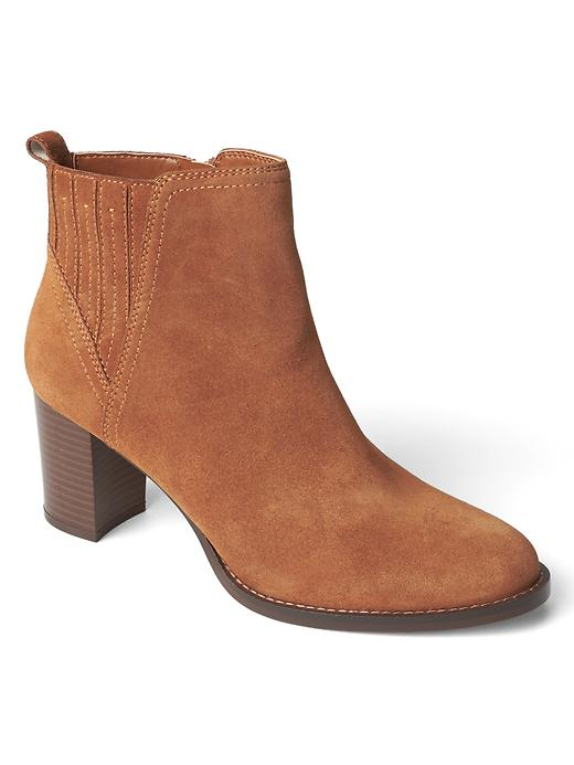 gap-suede-heel-ankle-booties
