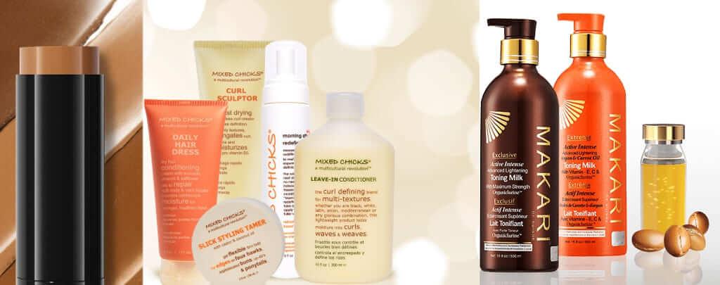 Testimonial Banner - Gap Cosmetics