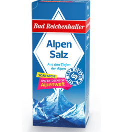Alpen Salz 500g
