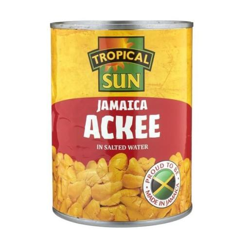 Jamaica Ackee in Salted Water