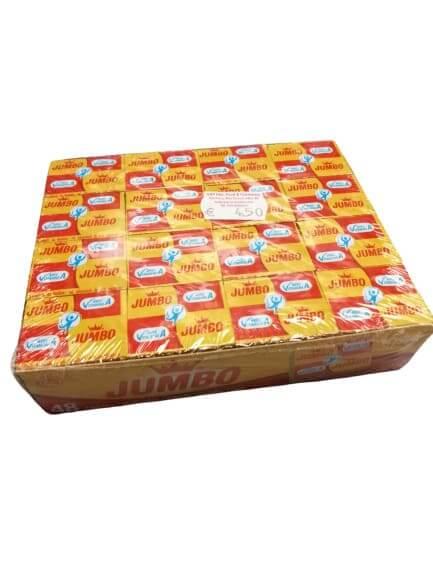 Jumbo Cubes 480g - Gap Cosmetics