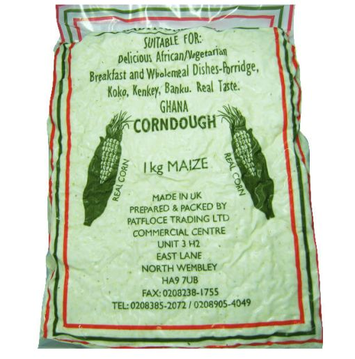 Windblow Corn Dough - Gap Cosmetics
