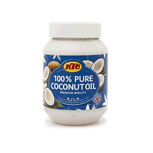 ktc pure coconut oil 500