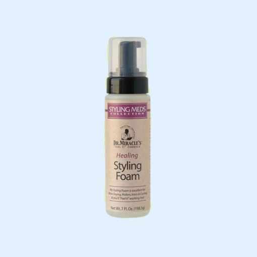 Dr. Miracles Healing Styling Foam 177ml