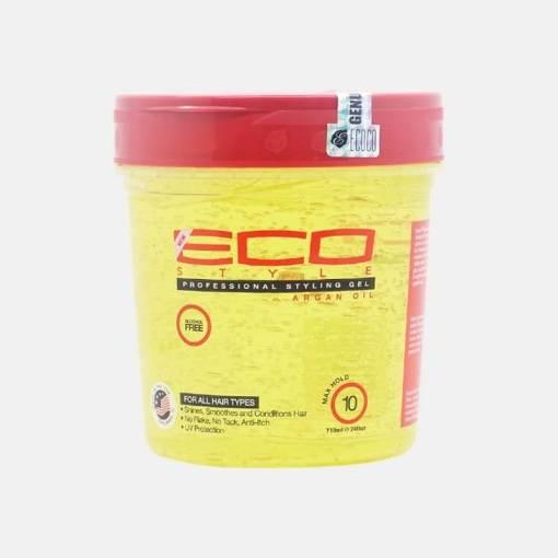 Eco Style Professional Styling Gel Argan Oil 710ml