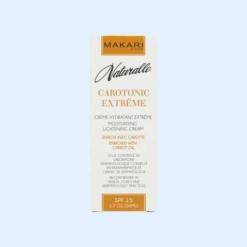 Makari Moist. Lightening Cream With Carrot Oil 50ml
