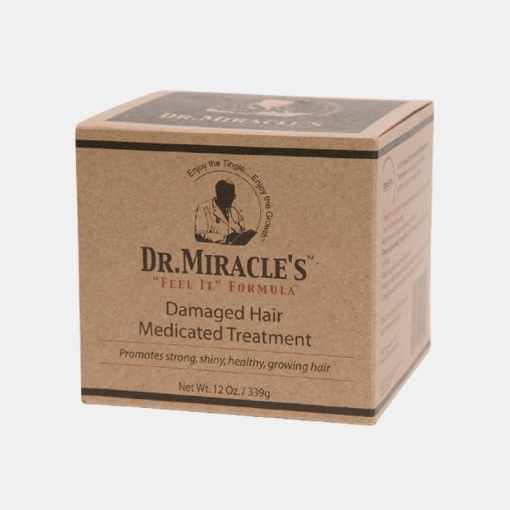 Dr. Miracle's Damaged Hair Medicated Treatment 355ml