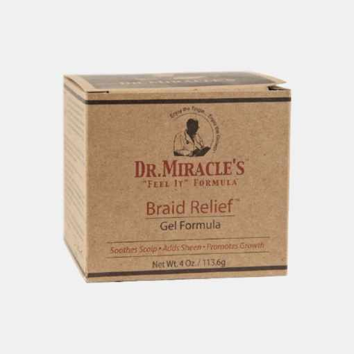 Dr.Miracle´s Braid Relief 177ml