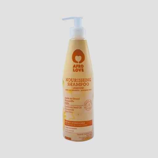 Afro Love Nourishing Shampoo 290ml