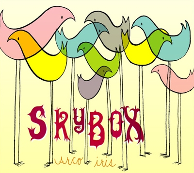 Skybox Album Cover