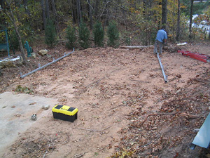 How to Build a Carport Step By Step (1/6)