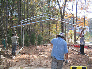 How to Build a Carport Step By Step (3/6)