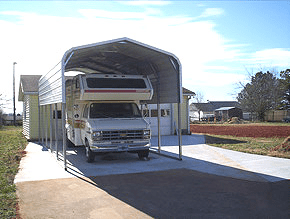 Many Uses for Metal Carports and Steel Buildings