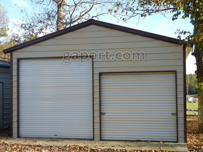 These Metal Garages Are Available In North Carolina