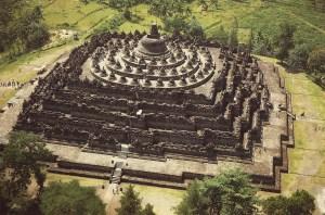 Ilustrasi foto Candi Borobudur (ist)