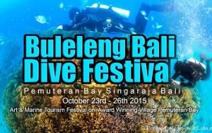 Ilustrasi Foto Bali Buleleng Dive Festival (ist)