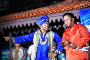 Pertunjukan Shohibul Hikayat berjudul Hikayat Abu Wahmi Garapan Bang Atien Kisam