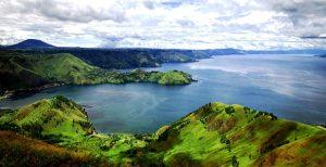 Foto ilustrasi: Danau Toba (ist)