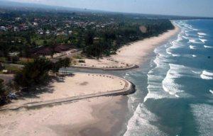 Foto ilustrasi: Pantai Bengkulu. (ist)